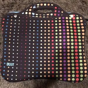 BUILT Neoprene Computer Bag New